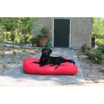 Lit pour chien Rouge (coating) Large