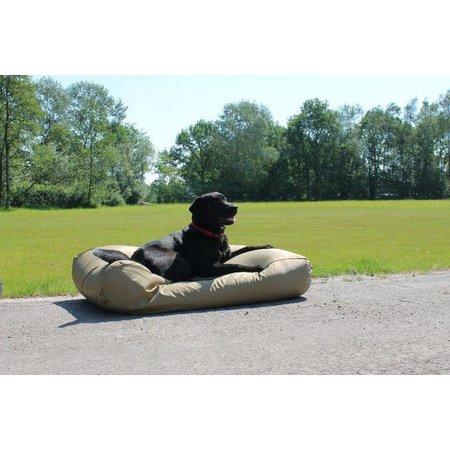 Dog's Companion® Lit pour chien khaki (coating) Large