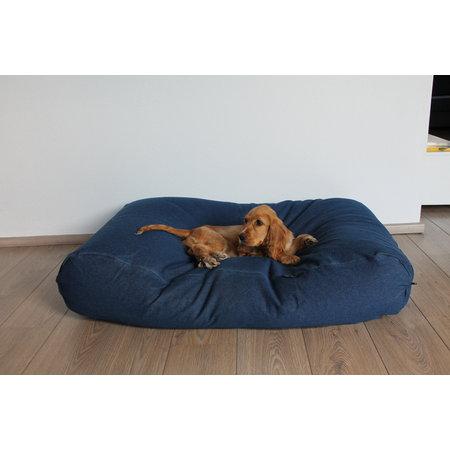Dog's Companion® Lit pour chien Jeans Large