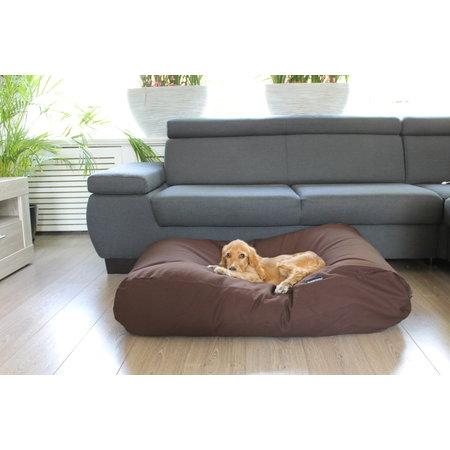 Dog's Companion® Lit pour grand chien Chocolat