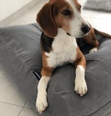 Dog's Companion® Lit pour chien Gris souris (corduroy) Superlarge