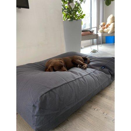 Dog's Companion® Lit pour chien Gris Granit Coton Small