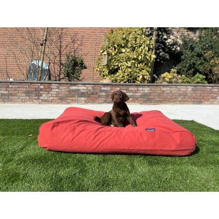 Dog's Companion® Lit pour chien Rouge Brique Small