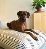 Dog's Companion® Lit pour chien Country Field (rayé)