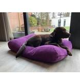 Dog's Companion® Lit pour chien Violet  (corduroy)
