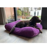 Dog's Companion® Lit pour chien Violet  (corduroy) Medium