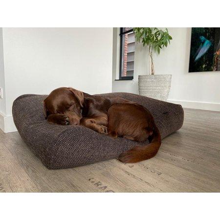 Dog's Companion® Housse supplémentaire Stockholm Rough brown/black
