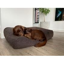 Lit pour chien Stockholm Rough brown/black