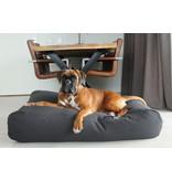 Dog's Companion® Lit pour chien Black smoke tapisserie