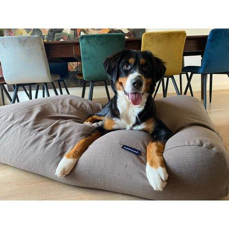 Dog's Companion® Lit pour chien taupe tapisserie