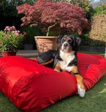 Dog's Companion® Lit pour chien Rouge (coating) Small