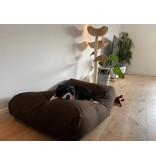 Dog's Companion® Lit pour grand chien Chocolat Superlarge
