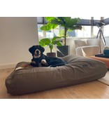 Dog's Companion® Housse supplémentaire Taupe/Marron Small