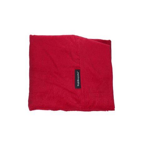Dog's Companion® Housse supplémentaire Rouge (corduroy)