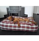 Dog's Companion® Lit pour chien Dress Stewart Large