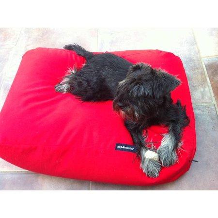 Dog's Companion® Lit pour chien Rouge Small