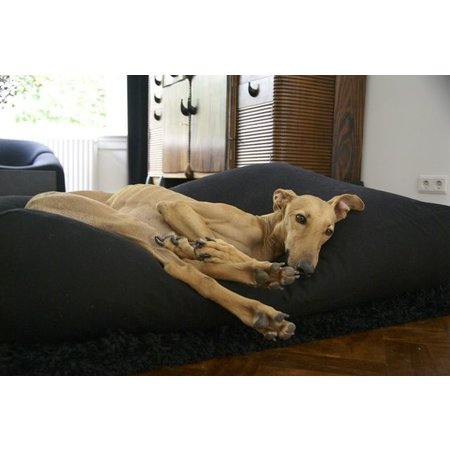 Dog's Companion® Lit pour chien Noir Large
