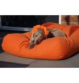 Dog's Companion® Lit pour chien Orange Medium