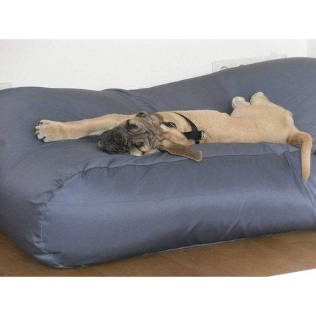 Dog's Companion® Lit pour chien Gris Acier (coating) Large
