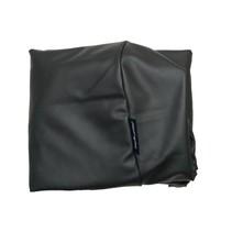 Housse supplémentaire Noir leather look Large