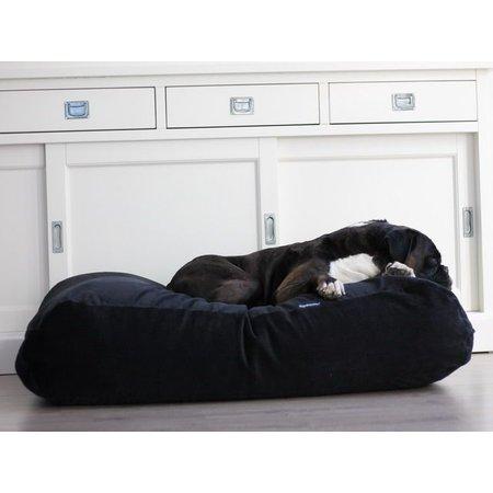 Dog's Companion® Lit pour chien Noir (corduroy) Superlarge