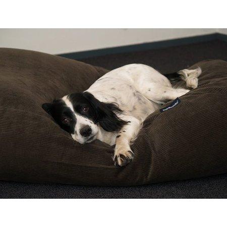 Dog's Companion® Coussin pour grand chien Chocolat (corduroy)