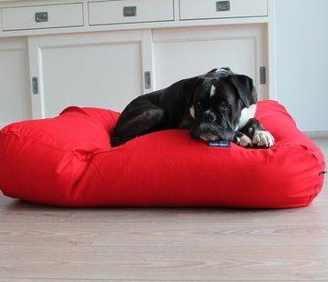 Dog's Companion Lit pour chien Rouge