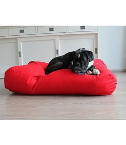 Dog's Companion Hundebett Rot Medium