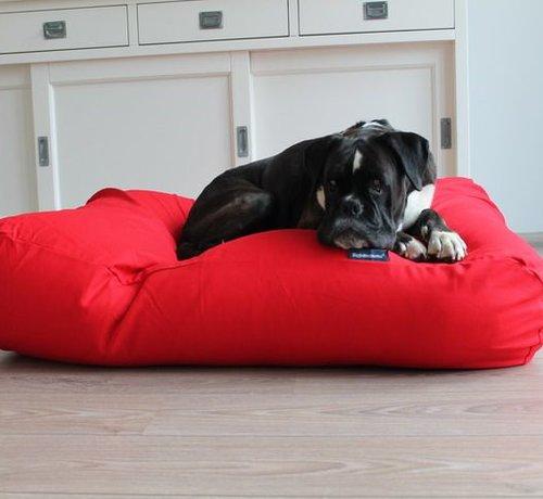 Dog's Companion Hundebett Rot Medium