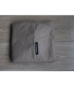 Dog's Companion Extra cover Walnut Linen