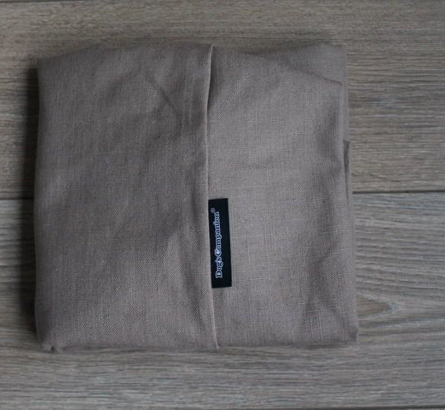 Extra cover Walnut Linen Large