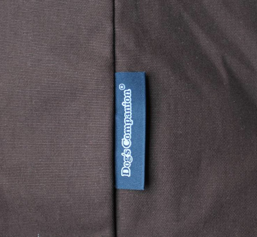 Extra cover Chocolate Brown Cotton Small