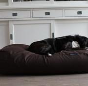 Dog's Companion Hundebett Schokolade Braun Baumwolle Large