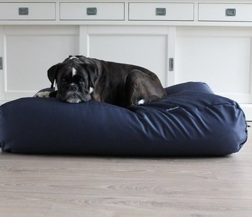 Dog's Companion Dog bed Dark Blue (coating) Extra Small