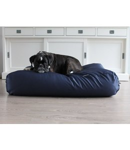 Dog's Companion Hundebett Dunkelblau (beschichtet) Medium