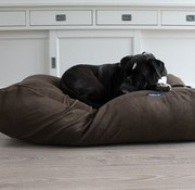 Dog's Companion Hundebett Natur Braun (Cord) Extra Small