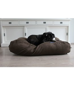 Dog's Companion Dog bed Naturel Brown (Corduroy) Extra Small