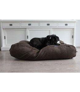 Dog's Companion Hondenbed Natuurlijk Bruin Ribcord Extra Small