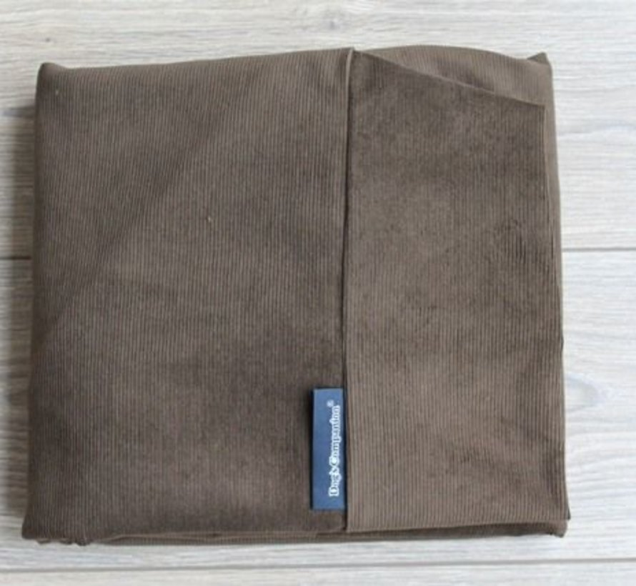 Dog bed Naturel Brown (Corduroy) Extra Small