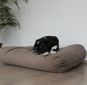 Dog's Companion Dog bed Liver (Corduroy) Extra Small