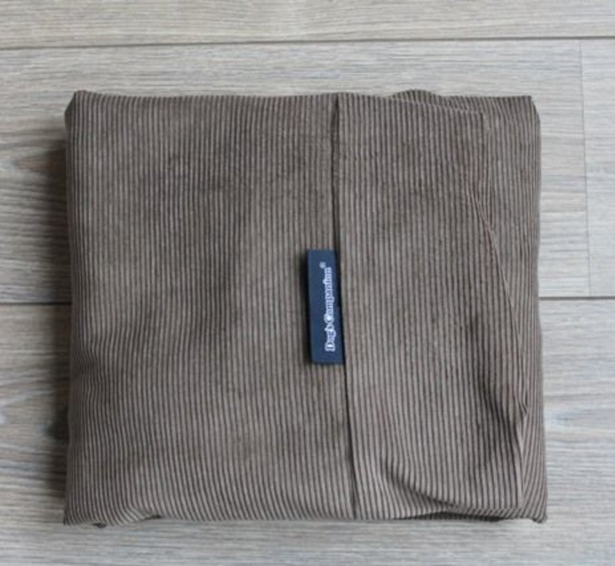 Dog bed Liver (Corduroy) Extra Small