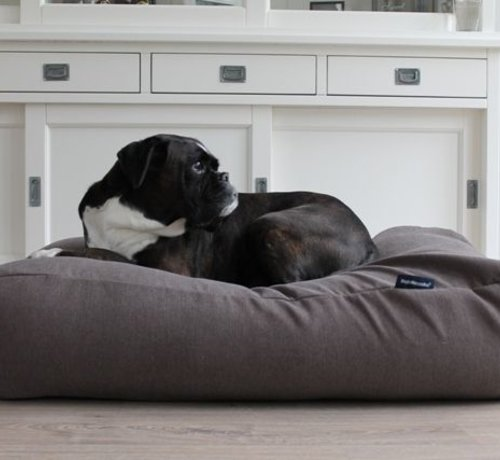 Dog's Companion Dog bed Extra Small Taupe (upholstery)