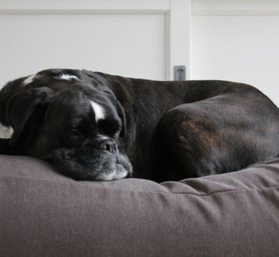 Lit pour chien Medium Taupe (tapisserie)