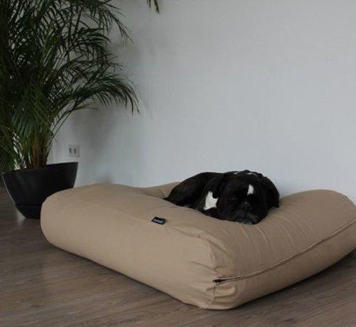 Dog's Companion Lit pour chien Beige Coton Extra Small