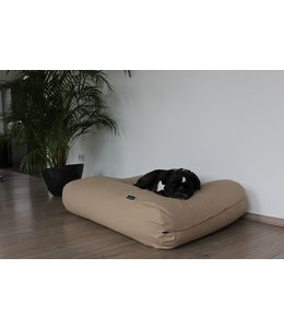 Dog's Companion Hondenbed beige katoen Medium