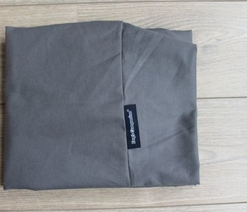 Dog's Companion Extra cover Granite Grey Cotton