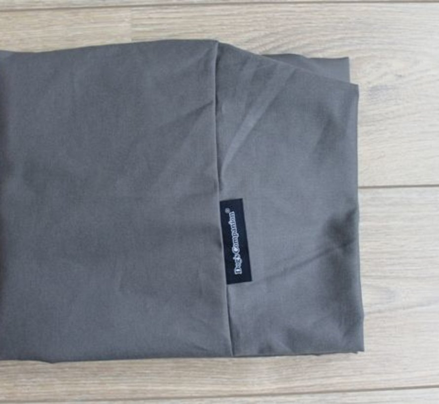 Dog bed Granite Grey Cotton Extra Small