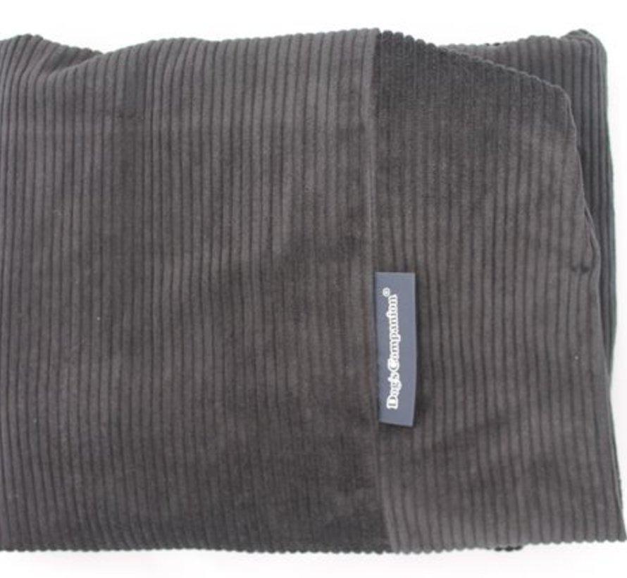 Housse supplémentaire Noir (corduroy) Large