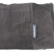 Dog's Companion Extra cover Black (Corduroy)