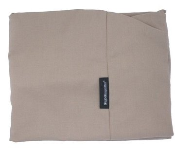 Dog's Companion Extra cover Beige Cotton Extra Small